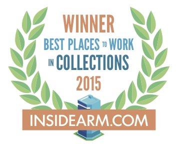 Congratulations @SquareTwoOnline, Best Places To Work in Collections award winner! https://t.co/OzGtXQmvwz https://t.co/GqnaRRUTSh