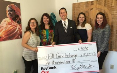KeyBank donates $10k to support job readiness for Boise women in transition, women refugees: https://t.co/QHtw5iVhdX https://t.co/vxkBl3Z0Wo